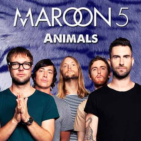 Remix Animals : Maroon 5