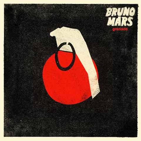 دانلود آهنگ, برونو مارس : نارنجک