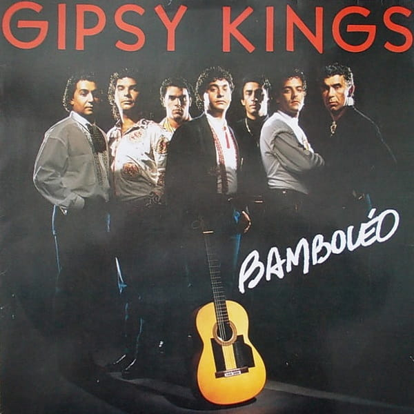 Gipsy Kings : No Volvere