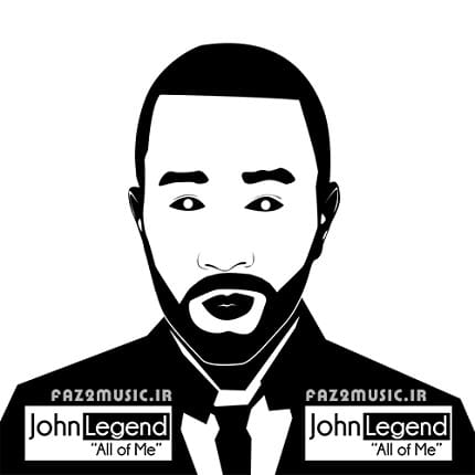 John Legend : All Of Me