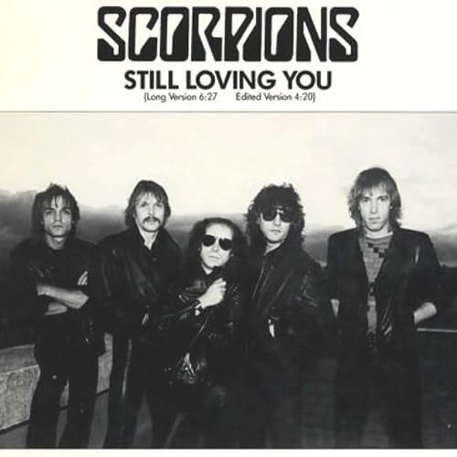 اسکورپیونز : عاشق تو ماندن