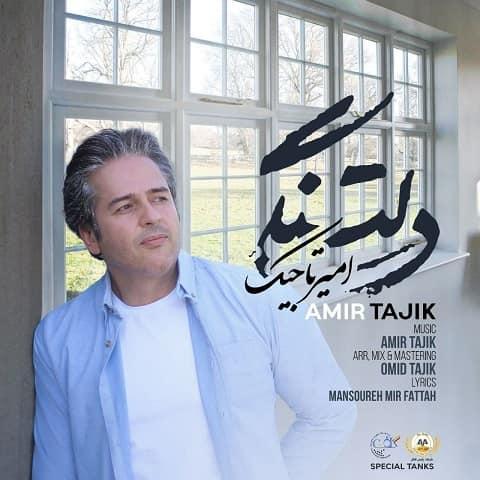 آهنگ امیر تاجیک : دلتنگی