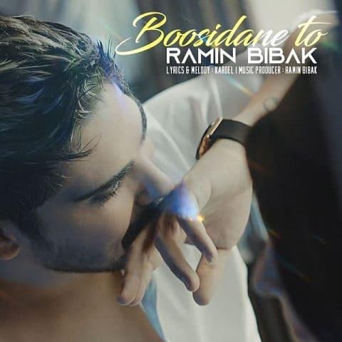 موزیک رامین بیباک : بوسیدن تو